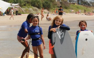 Diabuddies young kids surfing