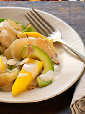 Image for Grapefruit, Mango and Avocado Salad
