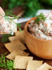Image for Salmon Dip