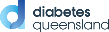Logo of Diabetes Queensland