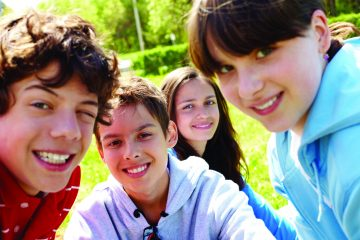 youth living with or at risk or diabetes