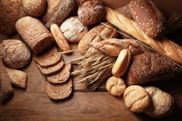 Bread and grains